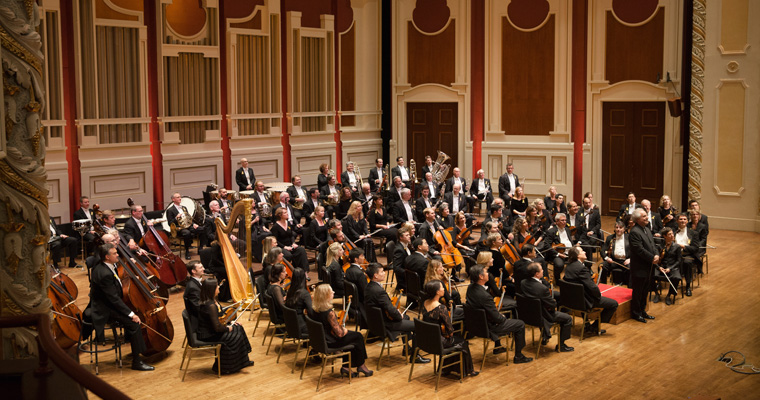 Guest Conductor Juraj Valčuha Highlights Romantic-Era Favorites During BNY Mellon Grand Classics Concert