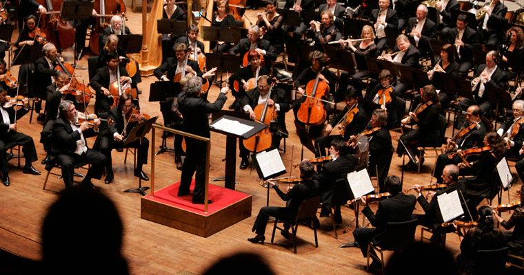 MUSIC DIRECTOR MANFRED HONECK AND THE PSO PERFORM AT LANAUDIERE FESTIVAL