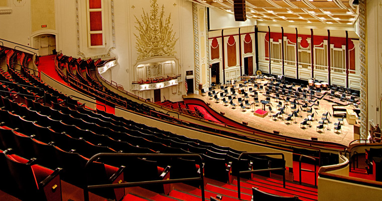 Manfred Honeck and the Pittsburgh Symphony Orchestra Celebrate Mozart at the Scottish Rite Cathedral