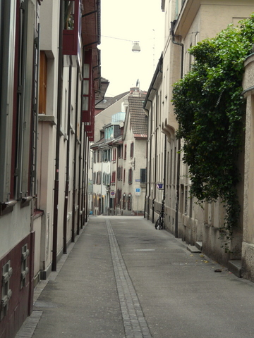 All Quiet in Basel
