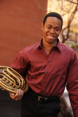 Adedeji Bailes Ogunfolu, Pittsburgh Symphony OTPAAM Fellow for 2013-2015