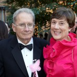 CEO James Wilkinson and his wife, Suzanne