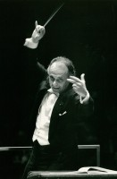 Lorin Maazel (photo courtesy of Jim Steere)