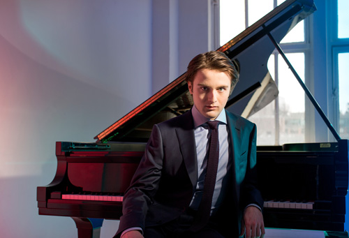 Pianist Daniil Trifonov Returns to Heinz Hall for BNY Mellon Grand Classics Series May 6-8