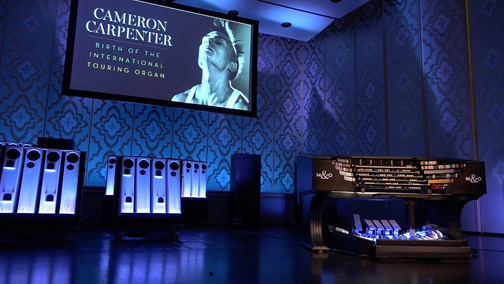 Organist Cameron Carpenter Debuts with Pittsburgh Symphony Orchestra During BNY Mellon Grand Classics April 15 & 17