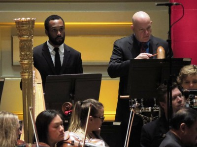 The EQT Orchestra Training Program for African American Musicians