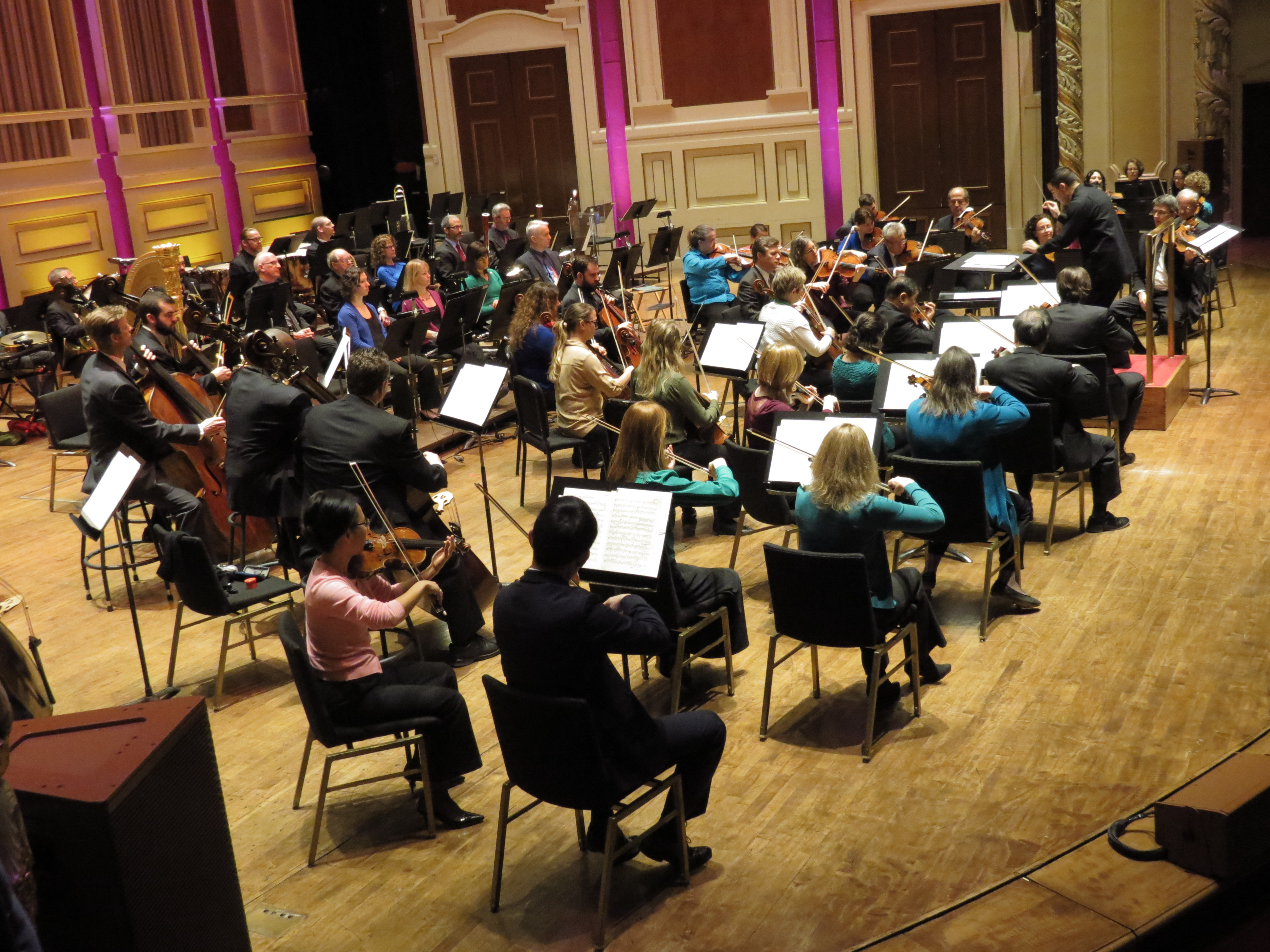 an essay on pittsburgh symphony orchestra history