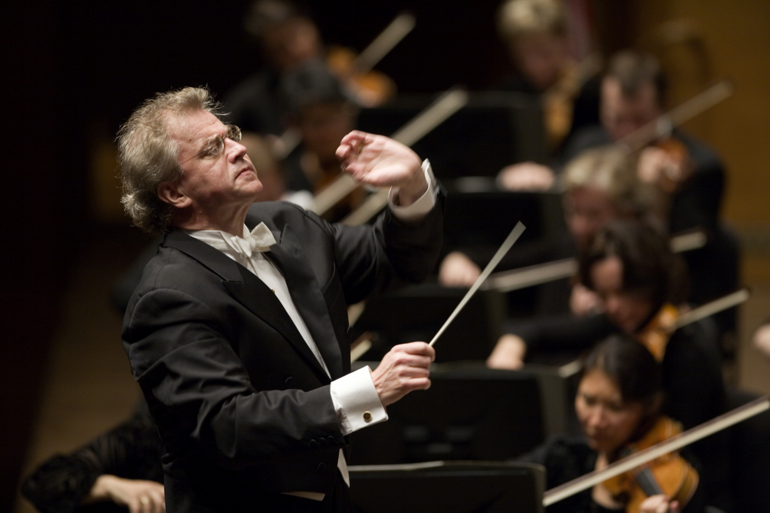 Conductor Osmo Vänskä discusses the March 11 & 13, 2016 Pittsburgh Symphony Orchestra concerts