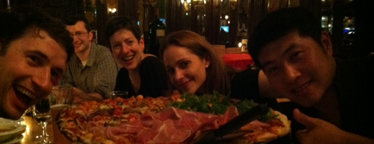 Lorna McGhee: Family Time, Tchaik 4 and the Largest Pizza in the World — Tour Is On!