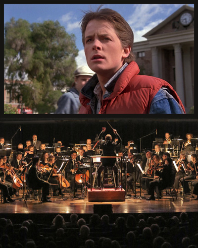 Pittsburgh Symphony Orchestra Presents 'Back to the Future' Film in Concert