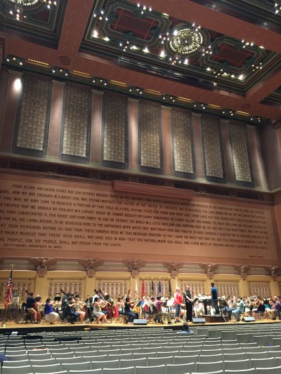 Pittsburgh Symphony Orchestra Honors Service Men and Women in 'American Celebration'