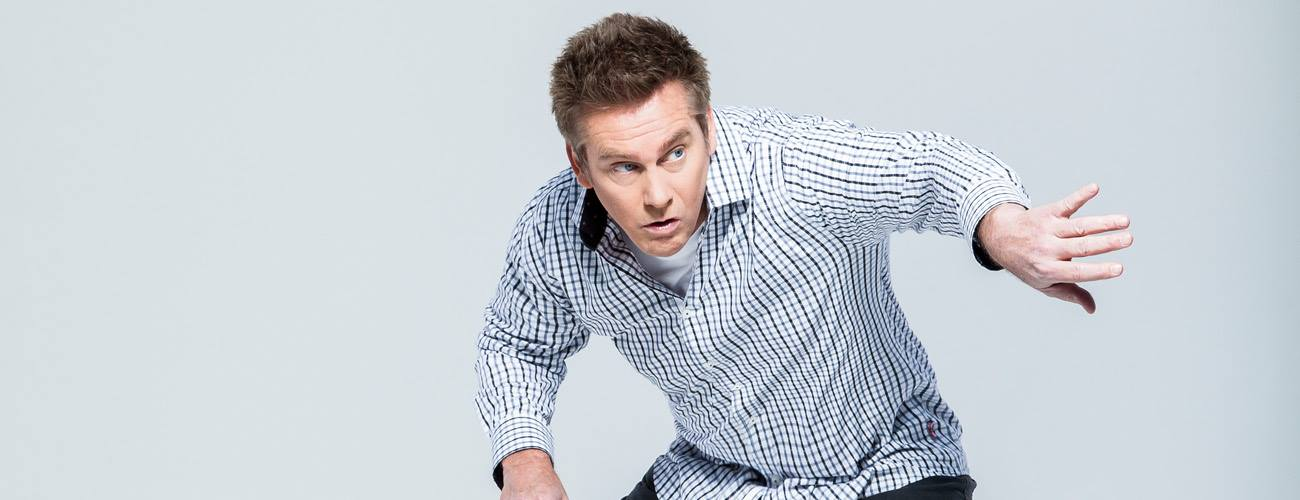 Brian Regan to Reschedule Postponed October 8 Show at Heinz Hall as a Free Concert for Ticketholders