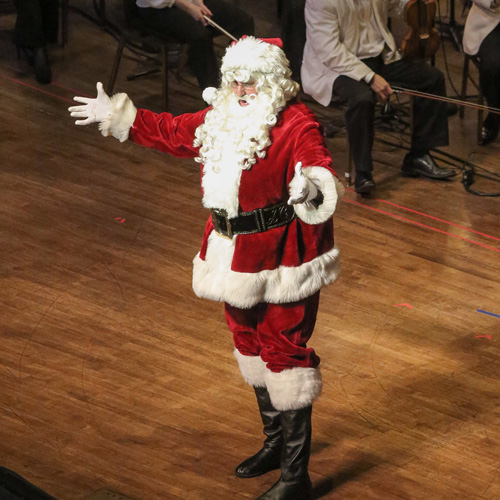 Pittsburgh Symphony Orchestra Returns to Scottish Rite Cathedral with Holiday Pops