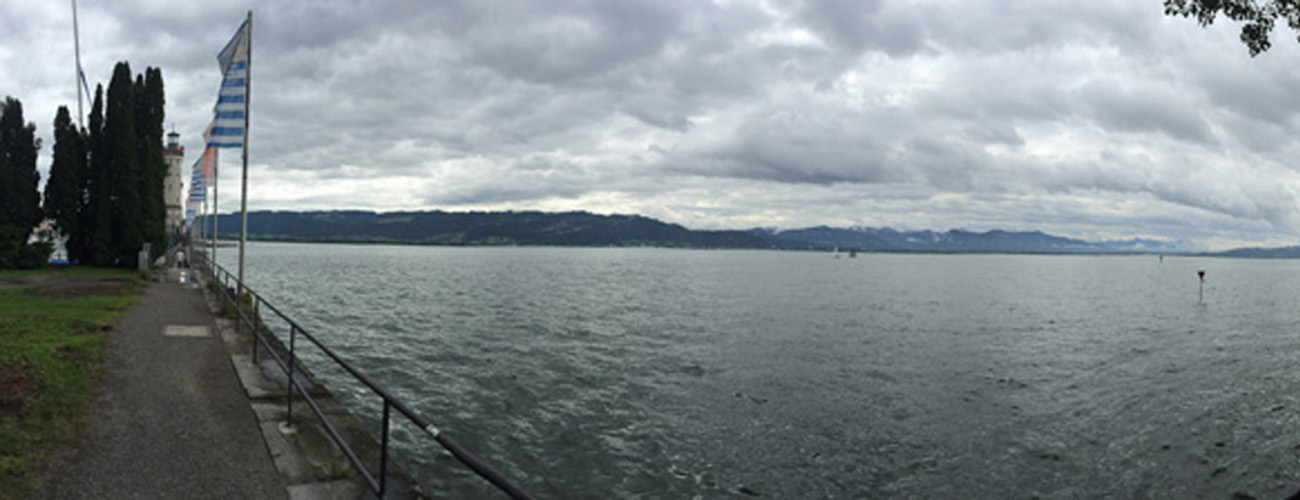 A Day of Rest in Lindau