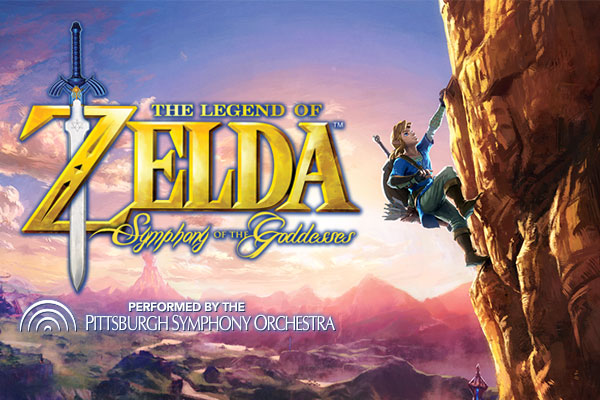 Pittsburgh Symphony Orchestra Presents New Zelda Symphony December 14 at Heinz Hall