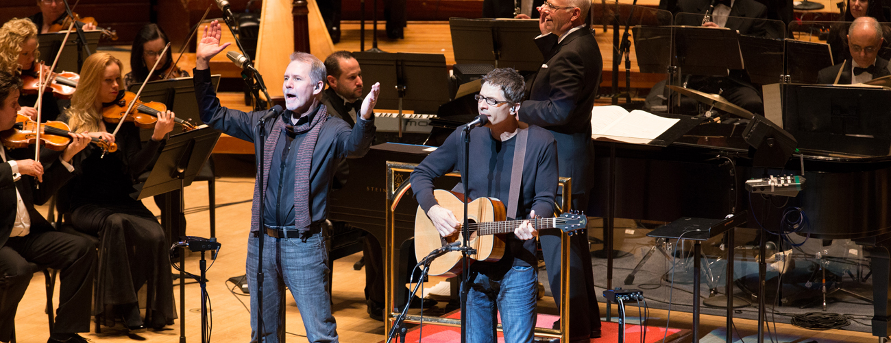 The Sounds of Simon & Garfunkel Come to Heinz Hall for PNC Pops on March 24-26