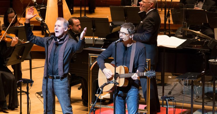 Concert Blog: Sounds of Simon and Garfunkel