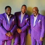 The O'Jays. Photo by Denise Truscello