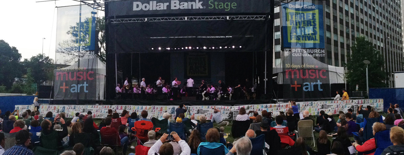 Pittsburgh Symphony Orchestra to Perform at Dollar Bank Three Rivers Arts Festival June 5