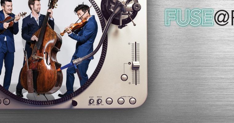 Time for Three Joins Steve Hackman, Pittsburgh Symphony for Season Finale of FUSE@PSO Series