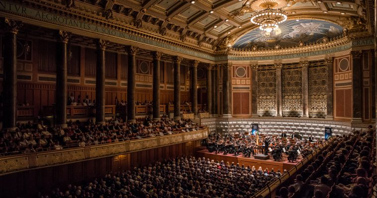A Warm Wiesbaden Welcome: The Rheingau Musik Festival