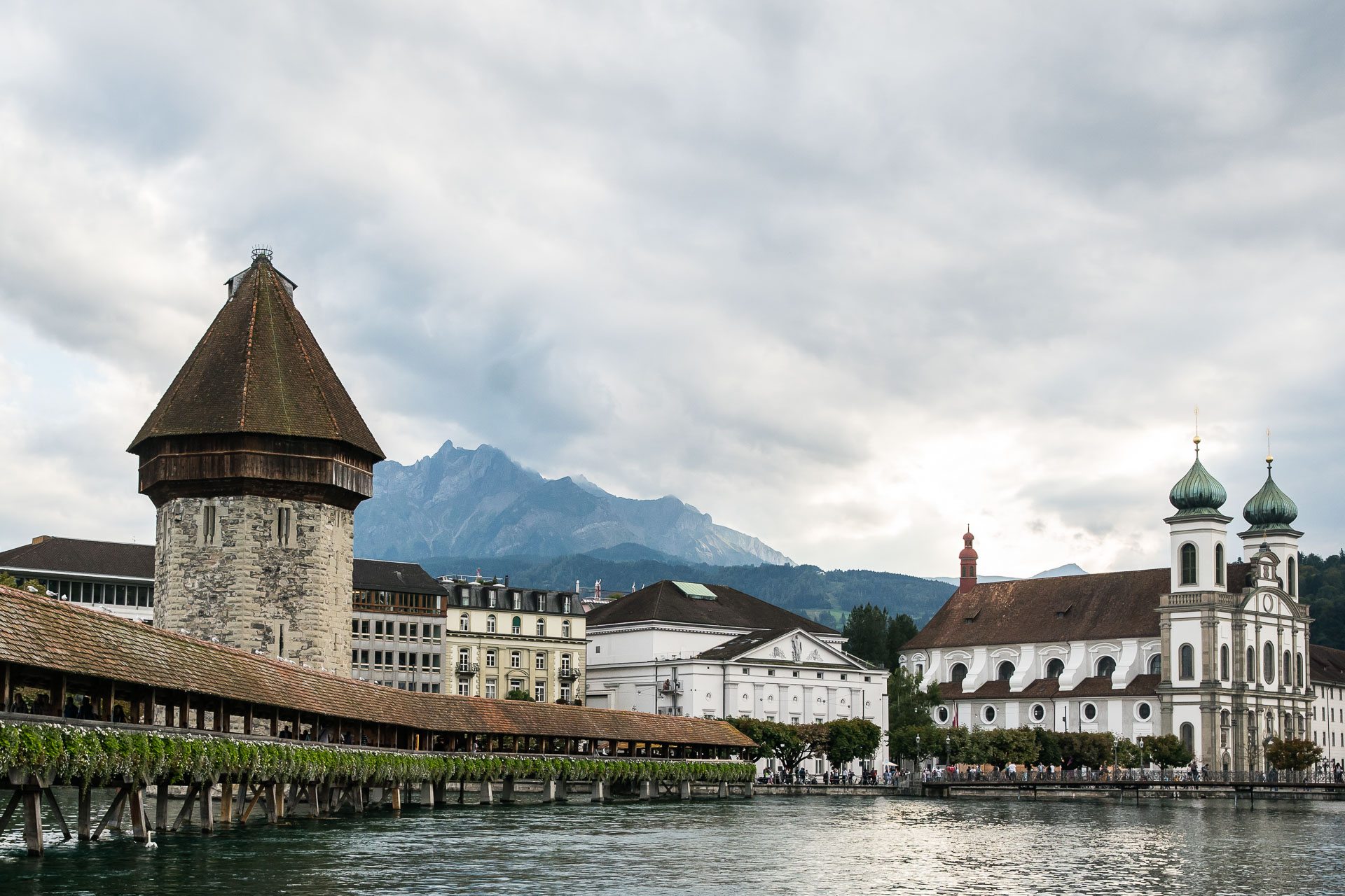 More Cowbell: Off to Lucerne